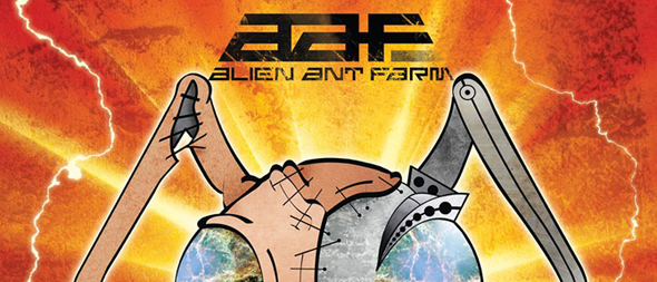 Alien Ant Farm Always And Forever cover1 - Alien Ant Farm - Always and Forever (Album Review)