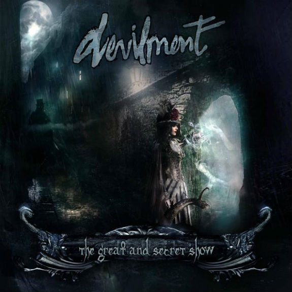 DevilmentAlbumcover - Interview - Dani Filth of Cradle of Filth & Devilment