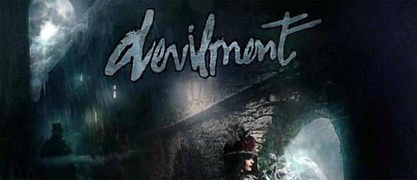 DevilmentAlbumcover1 - Devilment - The Great and Secret Show (Album Review)
