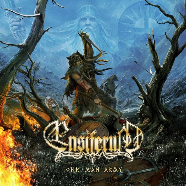 Ensiferum   One Man Army - Ensiferum - One Man Army (Album Review)