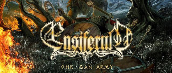Ensiferum   One Man Army1 - Ensiferum - One Man Army (Album Review)