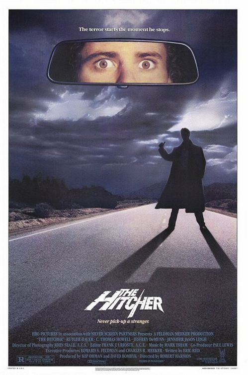 Hitcher+poster - This Week in Horror Movie History - The Hitcher (1986)