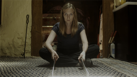 KIM w Blades 1520x855 - Dead Within (Movie Review)