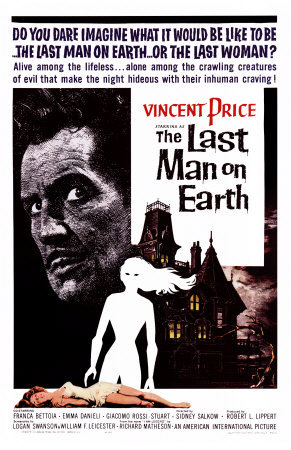 Lastmanonearth1960s - Favorite Horror Movies Revealed: Victor Love of Dope Stars Inc.