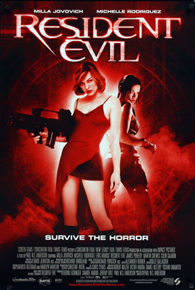 Residentevil13 - Favorite Horror Movies Revealed: Justin Olmstead of Righteous Vendetta