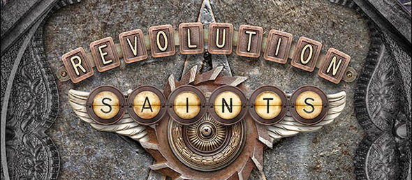 Revolution Saints1 - Revolution Saints – Revolution Saints (Album Review)