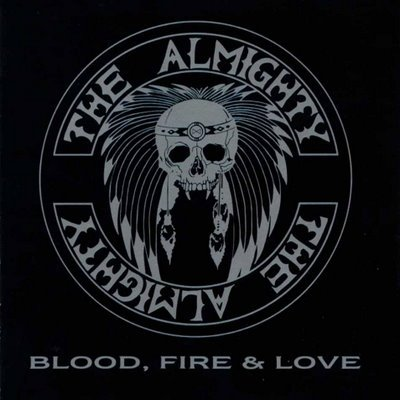 The Almighty Blood Fire and Love - Interview - Ricky Warwick of Black Star Riders