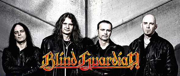 blind guardian slide - Interview - Hansi Kürsch of Blind Guardian