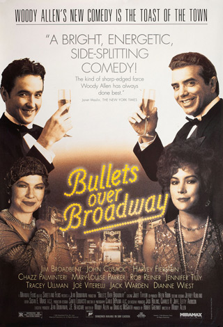 bullets over broadway - Interview - Stacey Nelkin