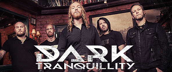 dark tranquillity interview 1 - Interview - Mikael Stanne of Dark Tranquillity