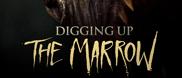 digging up marrow slide - Digging Up the Marrow (Movie Review)