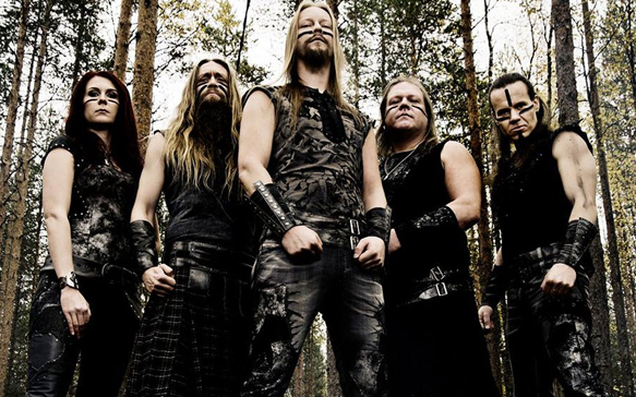 ensiferum 2014 1080x675 - Ensiferum - One Man Army (Album Review)