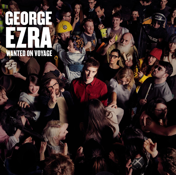 george ezra cover - George Ezra - Wanted on Voyage (Album Review)