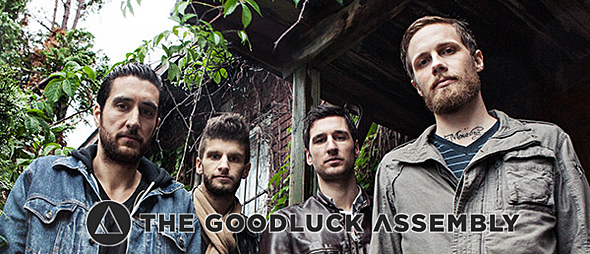 goodluck slide - Developing Artist Showcase - The Goodluck Assembly