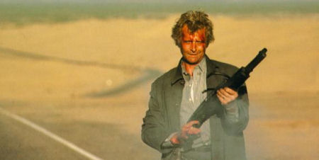 hitcher banner - This Week in Horror Movie History - The Hitcher (1986)