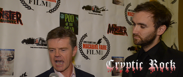 horror con interview slide - Interviews: Macabre Faire Film Festival Red Carpet premiere
