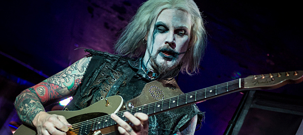 john 5 for slide - John 5 & The Creatures rock hearts on Valentine's Day Scottsdale, AZ 2-14-15