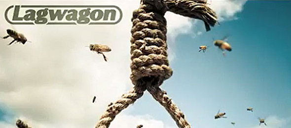 lagwagon album cover1 - Lagwagon - Hang (Album Review)