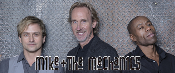 mike mechanics slide - Interview - Mike Rutherford of Mike + The Mechanics & Genesis