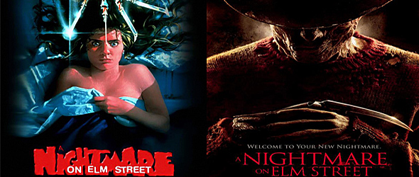 nightmare remake slide - The Anatomy of a Remake: A Nightmare on Elm Street