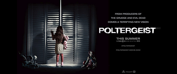 poltergeist slide - Re-imagined Poltergeist film unleash new trailer