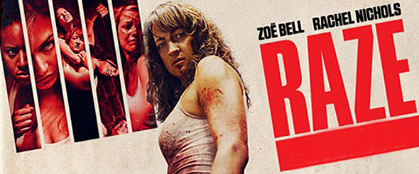 raze slide - Raze (Movie Review)