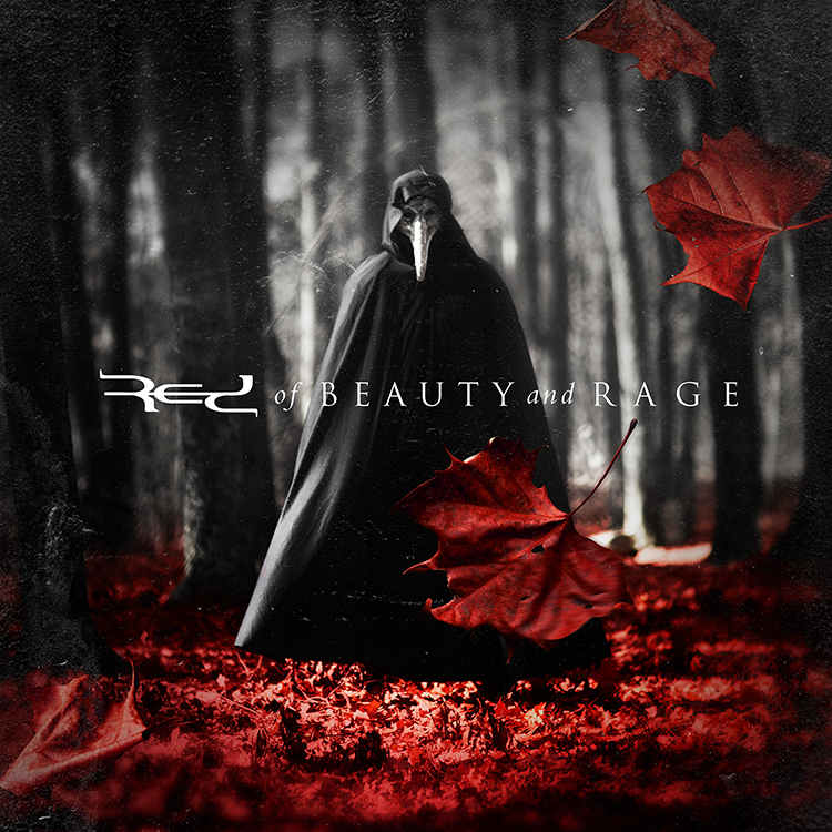 red cover - Red - of Beauty and Rage (Album Review)