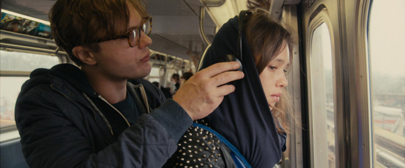 still of michael pitt and astrid bergès frisbey in i origins 2014 large picture - I Origins (Movie Review)
