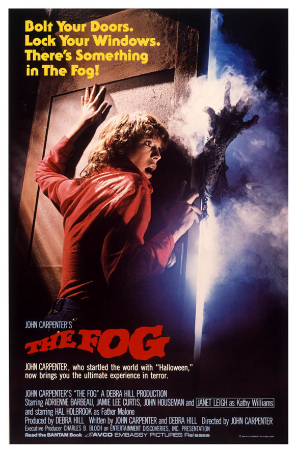 the fog movie poster - This Week in Horror Movie History - The Fog (1980)