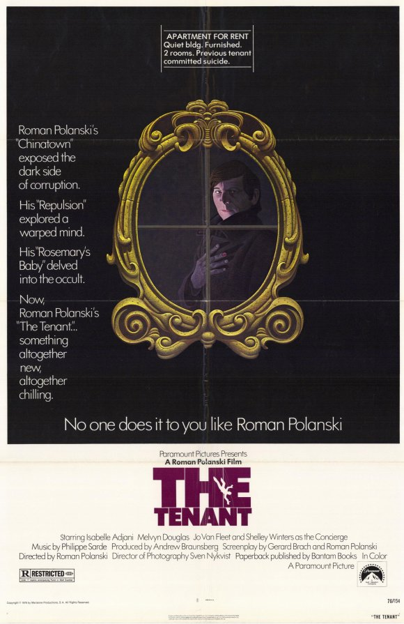 the tenant movie poster 1976 1020195888 - Interview - Jeff Kober of The Walking Dead