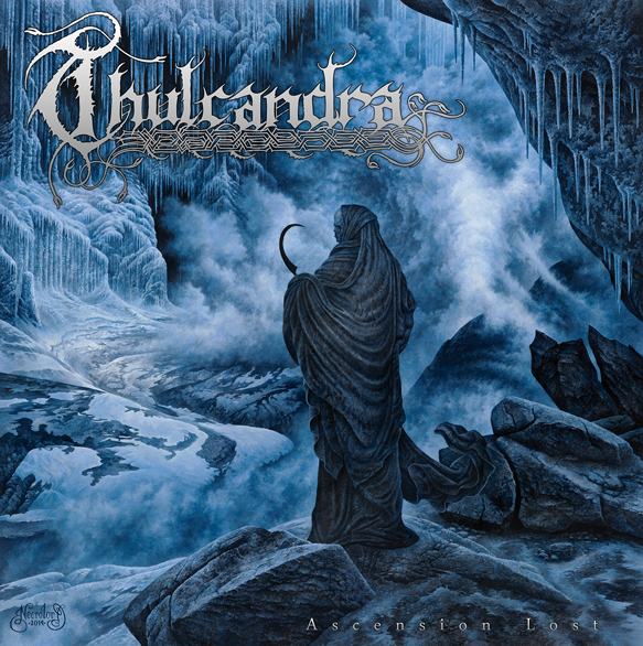 thulcandra cover - Interview - Steffen Kummerer of Thulcandra
