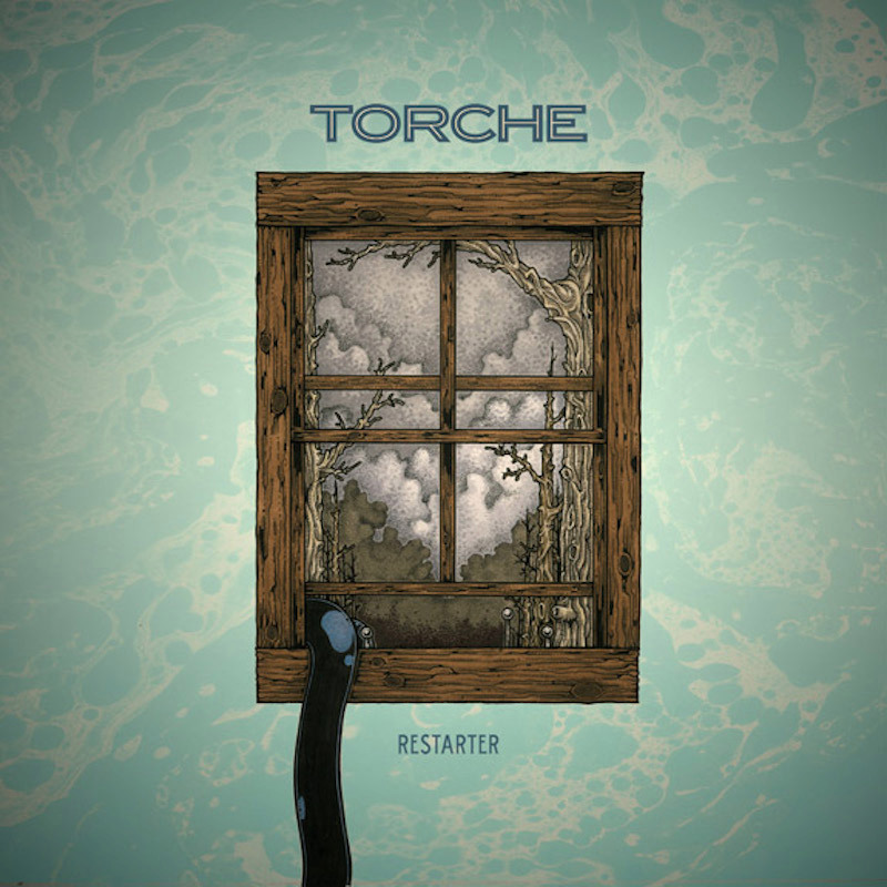 torch restarterlp - Torche - Restarter (Album Review)