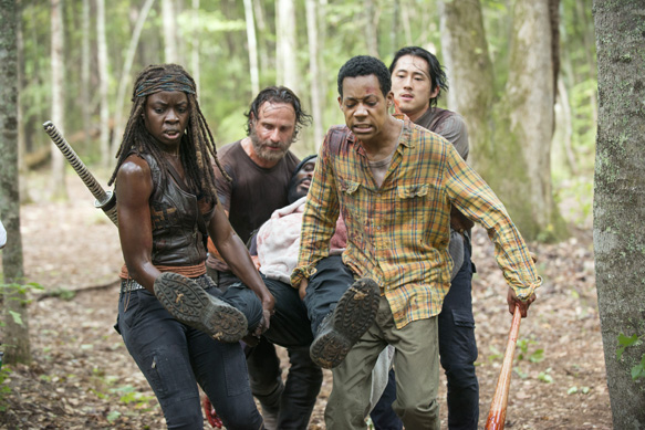 walking dead episode 9 2 - The Walking Dead - What Happened and What's Going On (Season 5 / Episode 9)