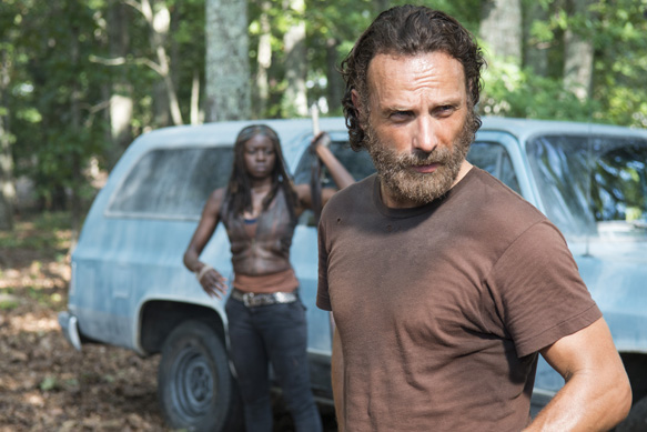 walking dead episode 9 - The Walking Dead - What Happened and What's Going On (Season 5 / Episode 9)