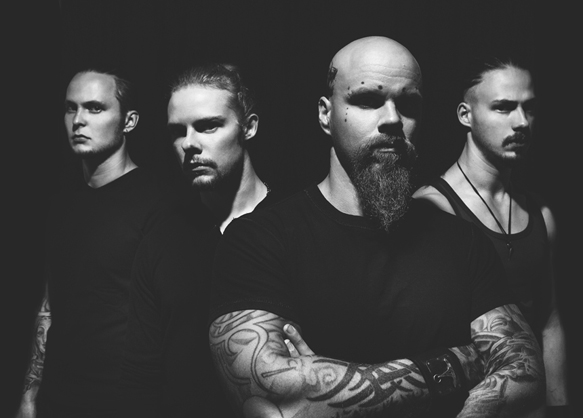 wolfheart promo - Wolfheart - Winterborn (Album Review)