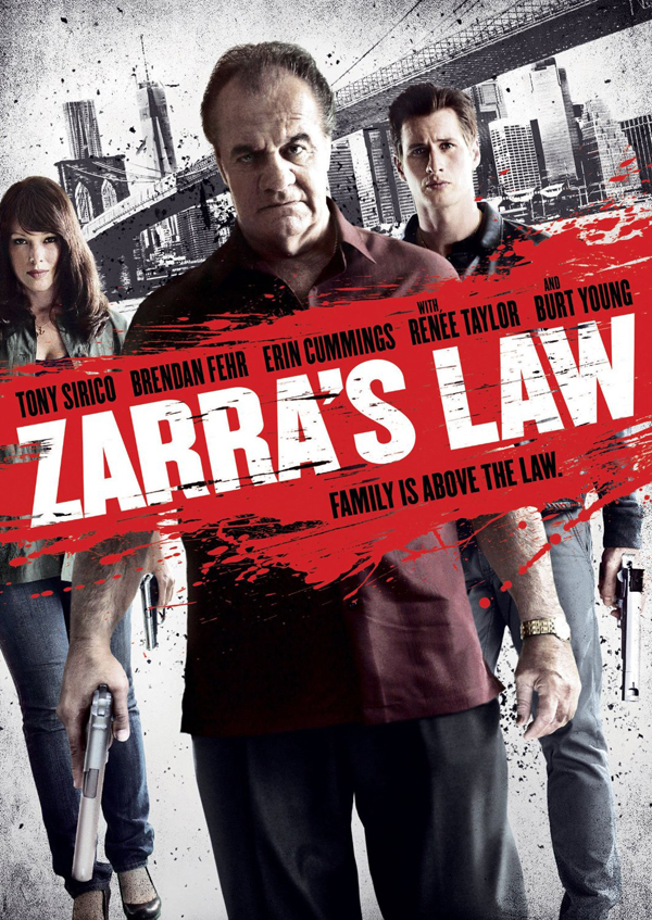 zarras law poster - Zarra's Law (Movie Review)