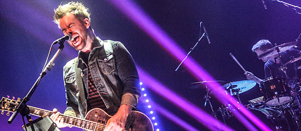 02 10 15 david cook gramercy 483 e mail - David Cook sells out Gramercy Theatre NYC 2-10-15