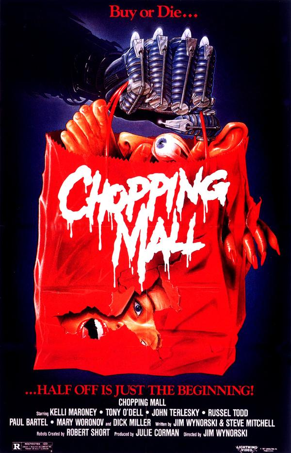 Chopping Mall 1986 - This Week in Horror Movie History - Chopping Mall (1986)