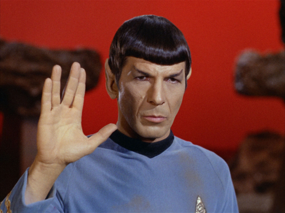Leonard Nimoy 1 - Remembering Leonard Nimoy: A Man From Another Galaxy