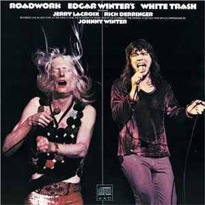 Roadwork cover - Interview - Edgar Winter