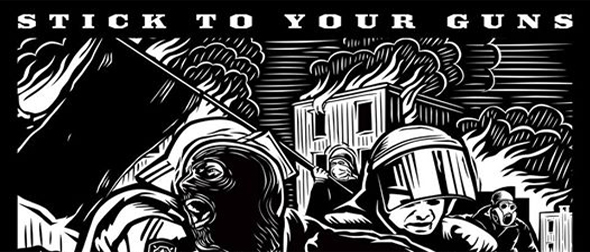 Stick To Your Guns   Disobedient1 - Stick to Your Guns - Disobedient (Album Review)