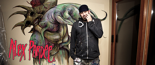 alex slide - Interview - Alex Pardee