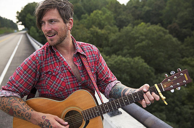 butch walker press 2015 billboard 650 - Butch Walker - Afraid Of Ghosts (Album Review)