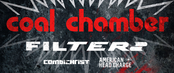 coal chamber slide - Win a pair of tickets for Coal Chamber, Filter, Combichrist, & American Head Charge 4-2-15 The Emporium Patchogue, NY