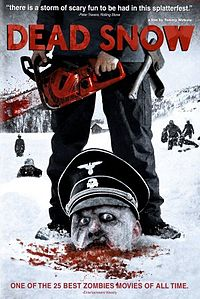 dead snow - Favorite Horror Movies Revealed: Carl Brown of Lay Siege
