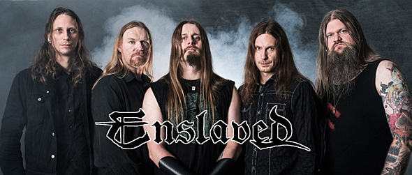 enslaved promo slide - Interview - Grutle Kjellson of Enslaved