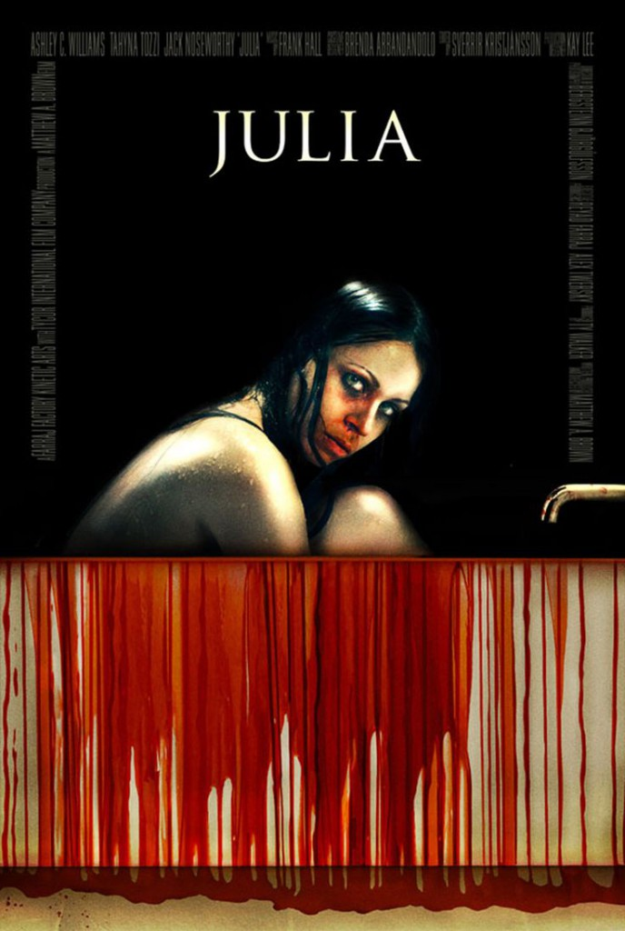 julia poster 688x1024 - Julia (Movie Review)
