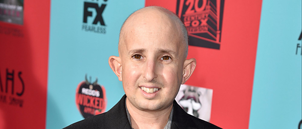 o BEN WOOLF facebook - In remembrance of American Horror Story's Ben Woolf