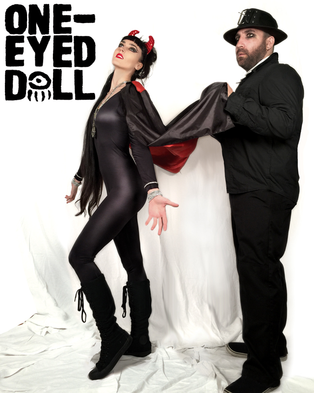 one eyed doll promo - One-Eyed Doll - Witches (Album Review)