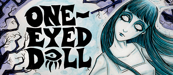 one eyed doll edited 1 - One-Eyed Doll - Witches (Album Review)
